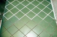 Grout Re-Coloring